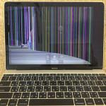 MacBookの画面割れ 修理 液晶交換の値段が格安!