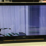 PC-LS150TSW 画面割れ