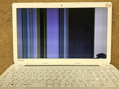 長岡市からのパソコン修理