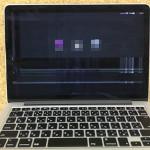 macbookpro 液晶故障