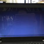 Lenovo SL410 液晶割れ