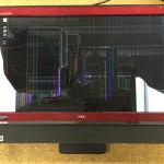 VN770/FS6R 液晶割れ