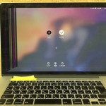 macbookpro 13 液晶割れ