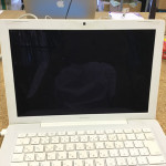 macbook バックライト故障