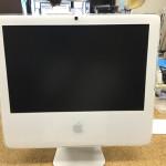 iMac 画面が映らない
