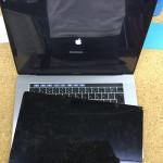 MacbookPro 2016 Touch barの液晶修理を開始しました!