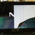 PC-NS350BAB 画面割れ