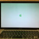 MacbookPro A1286のグラフィックチップ故障の修理