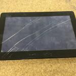 ASUS T100TA (タブレット) のタッチパネル割れは格安に修理可能!