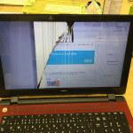 茨城県那珂市のパソコン修理 画面交換が格安です!