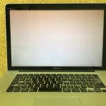Macのディスプレイの表示不良 画面交換をいたしました!