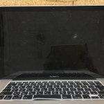 MacbookProのガラス割れ、液晶割れ、ひび、亀裂の修理