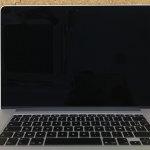 MacbookPro 画面真っ暗