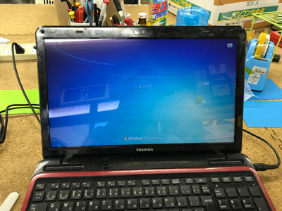 T451/46ERD パソコン修理