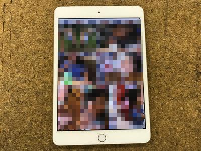 iPad Mini 3 液晶交換後