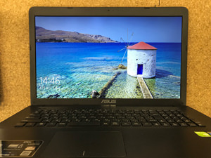 X751L 画面交換