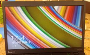 ThinkPad X1 Carbon 液晶パネル