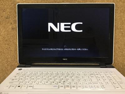 桐生市のパソコン修理