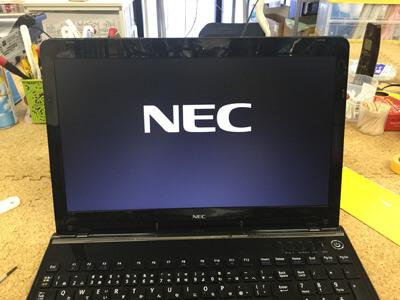 岸和田市のパソコン修理