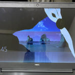 NEC LAVIE Note Standard PC-NS150NAB 画面割れの修理