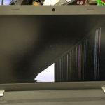 Lenovo ThinkPad E560 画面が映らない修理