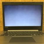 Lenovo ideapad 330 画面真っ白表示の修理