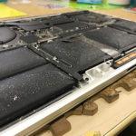 MacBook Pro A1990 電源が入らない修理