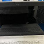 HP ENVY 15-as102TUの修理 うっすらとしか映らない