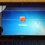 Acer Aspire 5750の分解方法、液晶修理、画面交換のやり方